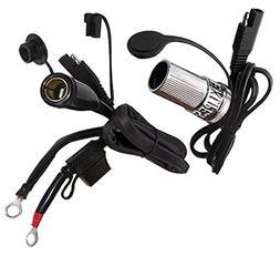 EKLIPES 14249 Black Cell Phone/Gps Adapter with 2000 a Ez Ju