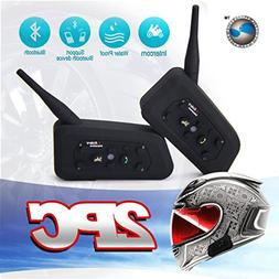 LEXIN 2 Mounting Brackets Presentation BT Intercom Bluetooth