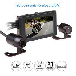 2018 T2 1080P <font><b>motorcycle</b></font> DVR camera moto