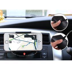 360 Rotable Phone Holder GPS Car Vehicle Mount Bike Adjustab