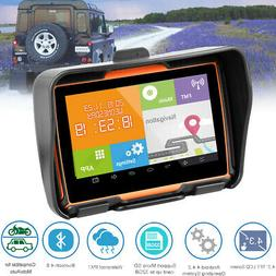 5 tft 256m ram waterproof bluetooth motorcycle