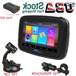 5 android 6 0 motorcycle car gps