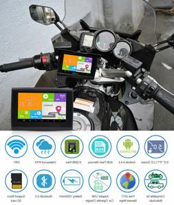 5'' Android GPS Navigator 512M RAM 8GB Flash For Motorcycle/