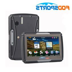 "8GB 4.3"" Motorcycle Car GPS SAT NAV Bluetooth Navigation Wat"