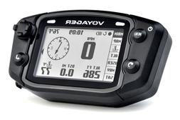 Trail Tech 912-503 Voyager Stealth Black Moto-GPS Computer