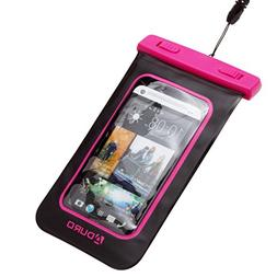 Aduro Sport Waterproof Case/Bag for Smartphones with Audio O