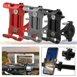 Aluminum Motorcycle Bike Bicycle Holder Mount MTB Handlebar