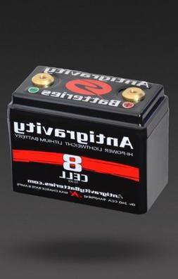 Antigravity Batteries AG-801 Lithium-Ion Powersports Battery