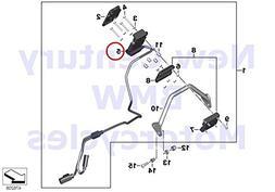 BMW Genuine Motorcycle GPS Navigation System Mount Cradle S1