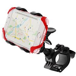 Bike Mount, GreatShield Clip-Grip  Handlebar Bicycle Mount H