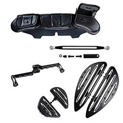Combo For Driver Passenger Floorboards with Heel Toe Levers