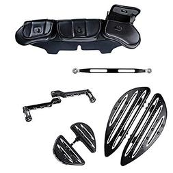 Driver Passenger Floorboards with Shifter Pegs Heel Toe Shif