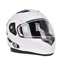 FreedConn Bluetooth Motorcycle Helmets Speakers Integrated M