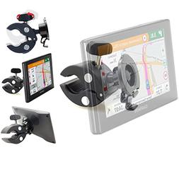 Heavy Duty Bike Motorcycle Clamp Mount Holder for Garmin Nuv