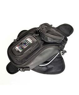 Meago Motorcycle Tank Bag, Hkim Waterproof Accessories Bags