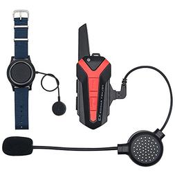 Motorcycle Helmet Bluetooth Intercom Headset,BT Interphone S