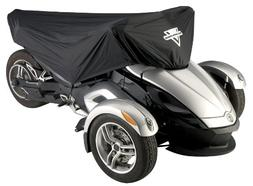Nelson-Rigg CAS-365 Black Half Cover for Can-Am Spyder RS