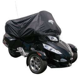 Nelson-Rigg CAS-375 Black Half Cover for Can-Am Spyder RT