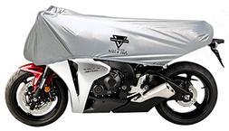 Nelson-Rigg UV-2000-02-MD Silver Medium UV-2000 Motorcycle H