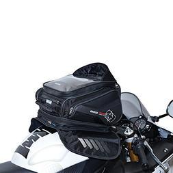 Oxford OL245 Black 30 L Tank Bag ,1 Pack