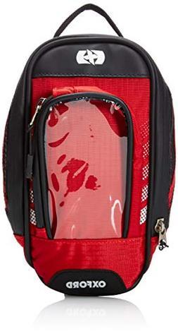 Oxford OL296 Red 1 L Tank Bag ,1 Pack