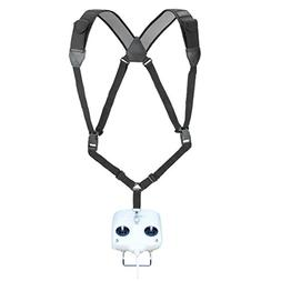 RC Strap Harness Necklace with Comfortable Neoprene Design a