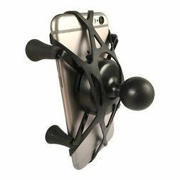 Texel WebGrip with RAM Mount X-Grip Phone Cradle B-Ball 1 in