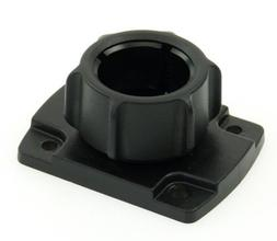 Ultimate Addons Adaptor Plate Amps 4 Hole Layout to 1inch /