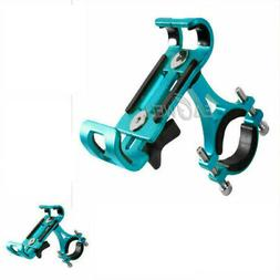 Aluminum Bicycle Holder Alloy Motorcycle Bike Handlebar Cell