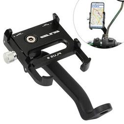 Aluminum Motorcycle Bike Bicycle GPS Cell Phone Holder Handl