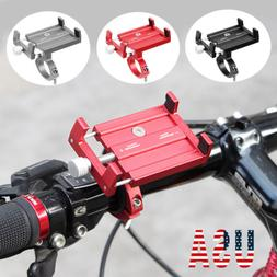 For Cell Phone GPS Aluminum Motorcycle Bike Bicycle Holder M