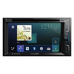 "Pioneer AVH-1300NEX Multimedia DVD Receiver with 6.2"" WVGA D"