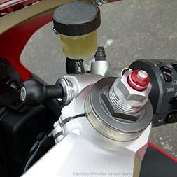 Buybits 25mm Ball Motorcycle Mount Base for Ducati 848 evo