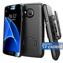Encased  Belt Clip Holster Case for Samsung Galaxy S7 - Smoo