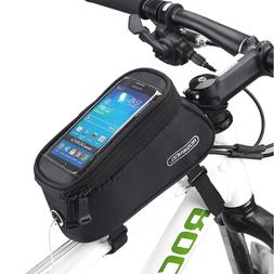 Bicycle <font><b>Phone</b></font> Bags Holder Frame <font><b
