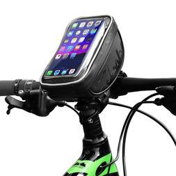 Bicycle Handlebar Holder Mount MTB Road Bike Bag Case For Ce