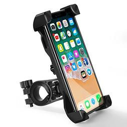 TIQUS Bicycle Holder, Adjustable Motorcycle Bike Phone Holde