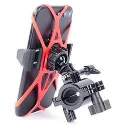 Bike Phone Holder and GoPro Mount for Motorcycle by Tackform