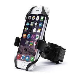 Bike Phone Mount Bicycle Holder - Universal Smartphone Bike