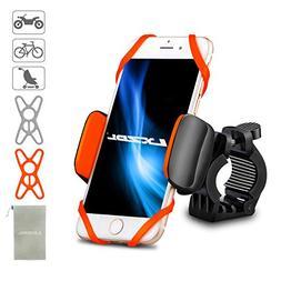 LXZDL Bike Phone Mount Bicycle Holder, Universal Phone Bicyc