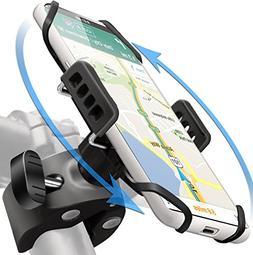 Bike Phone Mount Holder: Best Universal Handlebar Cradle for