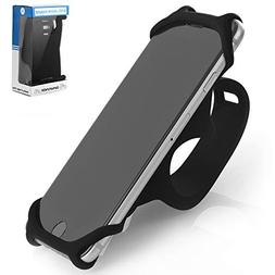 Bike PHONE MOUNT  Made of Durable Non-Slip Silicone. Mobile