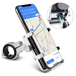 Bike Phone Mount Motorcycle Cellphone Holder Alumium Alloy B