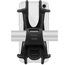 AILUN Bike Silicone Strap Phone Mount Holder,Universal Adjus