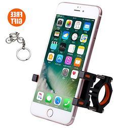 Bikel Phone Mount for iPhone X 8 7 6 plus 5 5S , Samsung Gal