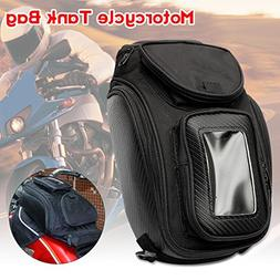 HOT SALE Black Gas Oil Fuel Tank Bag Magnetic Motorcycle Mot