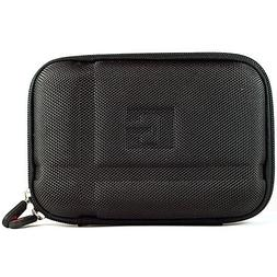SumacLife Black Nylon Brand GPS Portable Carrying Case with
