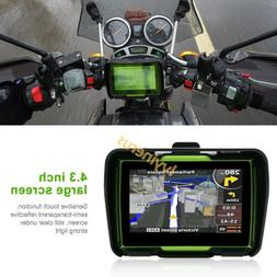 bluetooth car navigation sat nav motorcycle 4