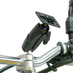 BuyBits Original Extended M8 Motorcycle Mount for Garmin Zum