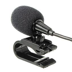 Band new - Car External Microphone Mic 3.5mm for Car DVD Pla